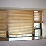 Wooden blinds (Living Room, Harbourside)