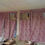 Curtains  (Elderly Centre)