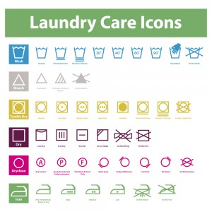 DashLocker Guide to Fabric Care Labels Laundry NYC