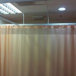 Cubicle curtains (Clinic)