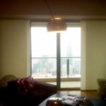 畫板式窗簾 (客廳, 山頂)