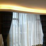 窗紗+窗簾 (客廳, 中半山)