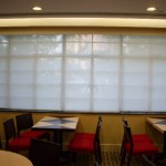 Two layers Roller blinds (USRC)