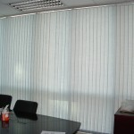 Vertical blinds (Prosperity Centre)