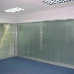 Venetian blinds (New Trade Centre)