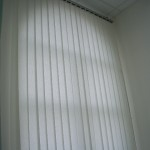 Vertical blinds (Hospital)