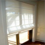 roman blind - sunshine type