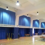 Hall curtains (Logos)